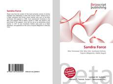 Bookcover of Sandra Force