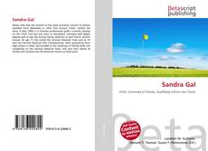 Bookcover of Sandra Gal