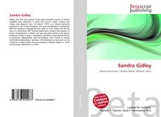 Bookcover of Sandra Gidley