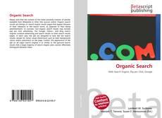 Bookcover of Organic Search