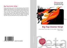Portada del libro de Big Top (Comic Strip)