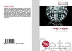 Bookcover of Amiga Copper
