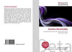 Couverture de Sandra Hernández