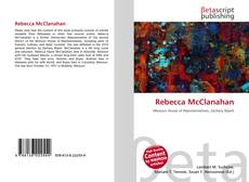 Bookcover of Rebecca McClanahan
