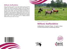 Bookcover of Milford, Staffordshire