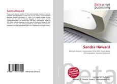 Bookcover of Sandra Howard