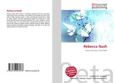 Bookcover of Rebecca Nash