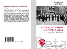 Portada del libro de National Gendarmerie Intervention Group