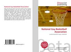 Bookcover of National Gay Basketball Association
