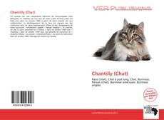 Обложка Chantilly (Chat)