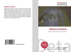 Bookcover of Rebecca Onslow