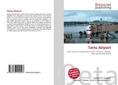 Bookcover of Tartu Airport