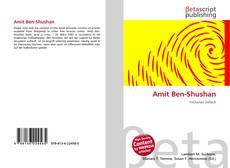 Bookcover of Amit Ben-Shushan
