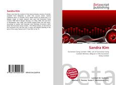 Bookcover of Sandra Kim