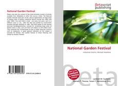 Couverture de National Garden Festival