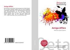 Bookcover of Amigo-Affäre