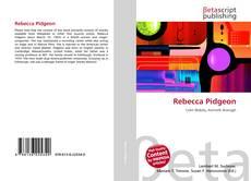 Bookcover of Rebecca Pidgeon