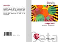 Capa do livro de Amigurumi