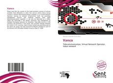 Bookcover of Vanco