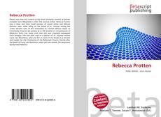 Bookcover of Rebecca Protten