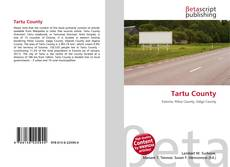 Bookcover of Tartu County