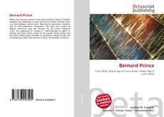 Bookcover of Bernard Prince