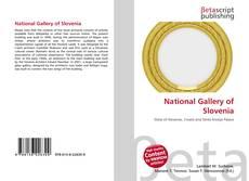 Обложка National Gallery of Slovenia