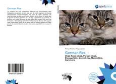 Couverture de German Rex