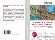 Bookcover of Organization of Iranian People's Fedai Guerrillas