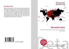 Bookcover of Benedict Kine