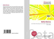 Borítókép a  Bella Donna - hoz