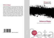 Bookcover of Rebecca Rippy