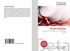 Couverture de Sandra Mackey