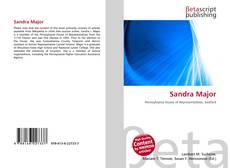 Bookcover of Sandra Major
