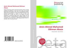 Bookcover of Amin Ahmed Mohamed Othman Abaza