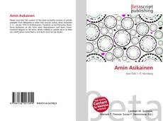 Bookcover of Amin Asikainen
