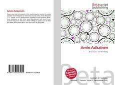 Amin Asikainen的封面