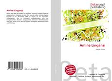Bookcover of Amine Linganzi