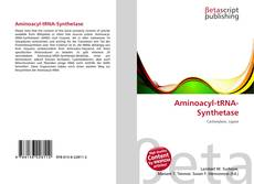 Aminoacyl-tRNA-Synthetase kitap kapağı