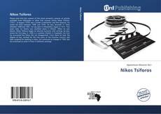 Capa do livro de Nikos Tsiforos