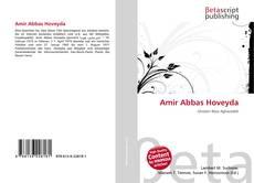 Bookcover of Amir Abbas Hoveyda