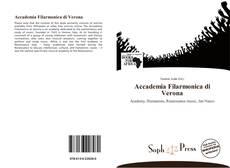 Accademia Filarmonica di Verona的封面
