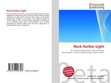 Bookcover of Rock Harbor Light