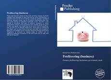 Couverture de Profiteering (business)