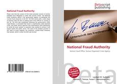 Buchcover von National Fraud Authority