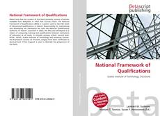 Bookcover of National Framework of Qualifications
