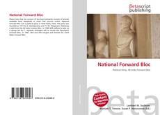 Buchcover von National Forward Bloc