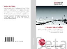 Bookcover of Sandra McCardell