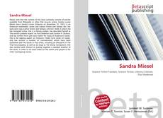 Bookcover of Sandra Miesel