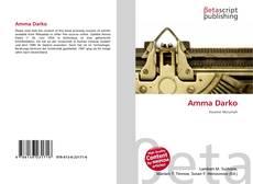 Portada del libro de Amma Darko